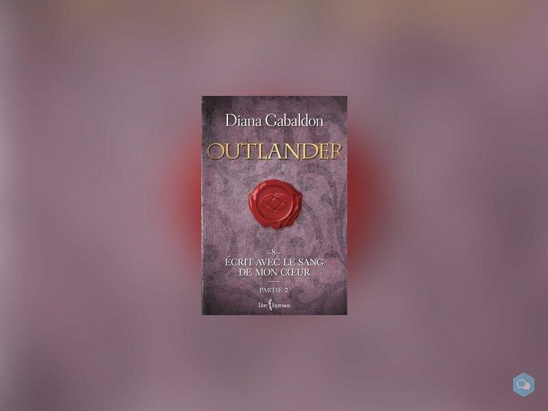 RECHERCHE livres Outlander 3