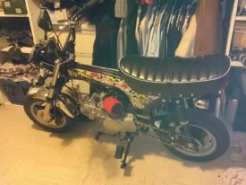 Dax 140 yx cg 50cc
