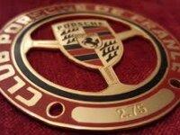badge porsche club de france 1