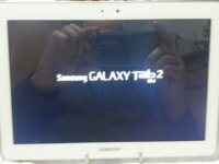 Samsung Galaxy TAB 2 10.1 GT-P5110 WI-FI Bianco 2