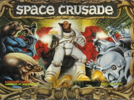 StarQuest - Space Crusade MB