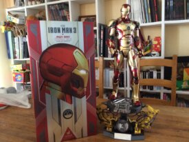 MARK XLII 1/4 DELUXE VERSION HOT TOYS