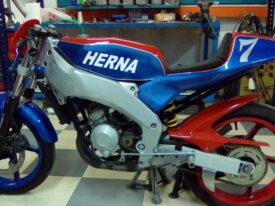 Moto Herna 80 cc