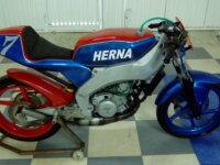 Moto Herna 80 cc 4