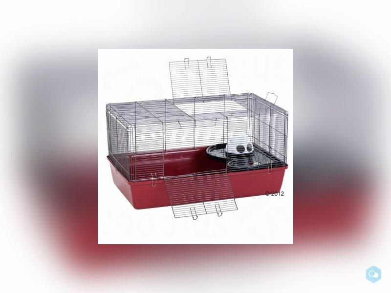 Cage Alaska 1
