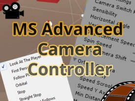 MS Advanced Camera Controller