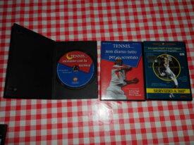 VENDO DVD tecnica/tattica R. PIATTI e Max SARTORI