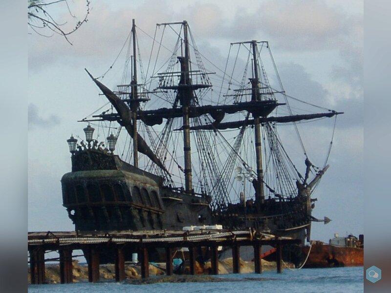 Black Pearl - Vaisseau pirate 11