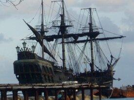 Black Pearl - Vaisseau pirate