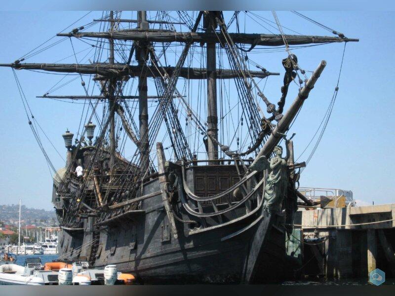 Black Pearl - Vaisseau pirate 8