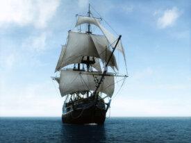 Vende-se navio pirata