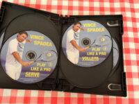Vendo 6 DVD tecnica e tattica di Vince Spadea 3