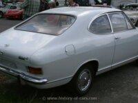Cerco Opel Kadett B LS Coupè Super grigia.  1