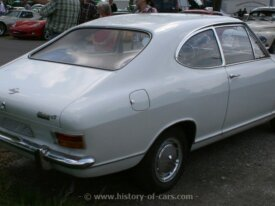 Cerco Opel Kadett B LS Coupè Super grigia.