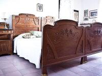Camera da letto in stile Liberty primi del '900 2