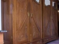 Camera da letto in stile Liberty primi del '900 4