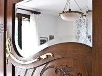 Camera da letto in stile Liberty primi del '900 6