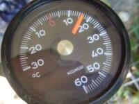 Misuratore di temperatura anni 60 1