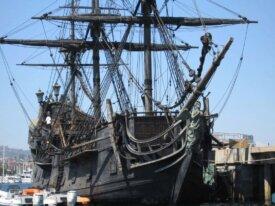 Perla Nera - Nave dei pirati