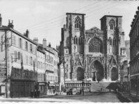 VIENNE, la Cathédrale Saint Maurice 1