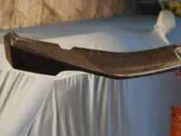Maserati Granturismo splitter anteriori usati 6