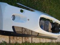 Maserati Granturismo S paraurti bianco 6