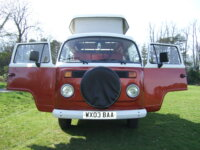 For Sale LHD Aircooled 2003 - £16,500 O.N.O. 6