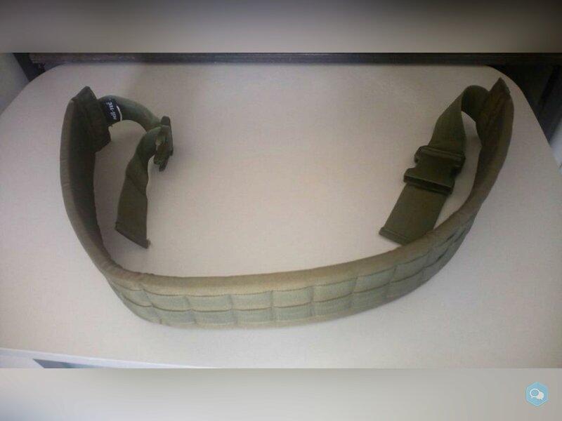 Cinturone MILTECH 1