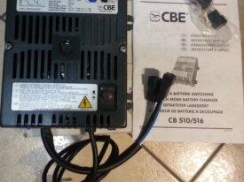 Caricabatterie Switching per camper e barche 12V