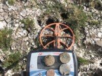 Xterra 705 con bobina  Coiltek 15 pulgadas  2