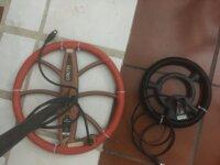 Xterra 705 con bobina  Coiltek 15 pulgadas  3