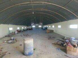Hangar de 500 m² à Dar Bouazza