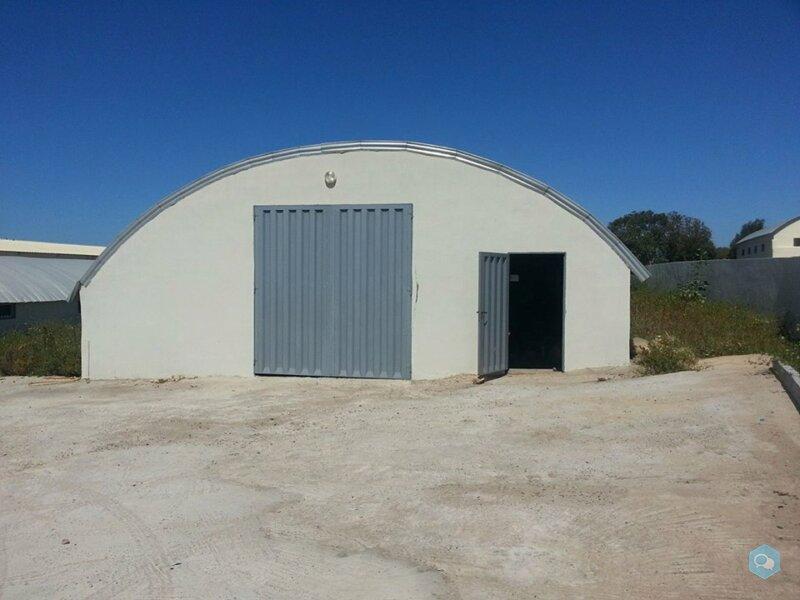 Hangar de 500 m² à Dar Bouazza  2