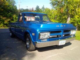 1971 GMC 1500 Custom 383 Stroker!