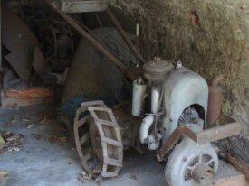 motoculteur grunder 3G moteur type J