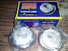 Rear Side Lights Assembly