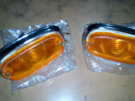 Front Parking Lights Assembly