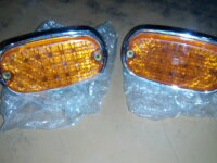 Front Parking Lights Assembly 2