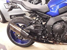 Commandes reculées Gilles Tooling Yamaha MT10