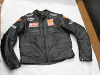Moto Guzzi leather jacket 1