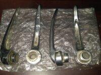 Inner Door Handles Complete Set Milling Type 1