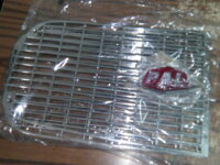 Front Grill Assembly Steel Chrome (out of stock) 1