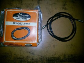 Bonnet Wire Set