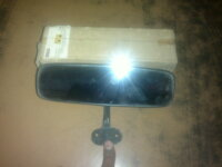 Interior Rear View Mirror 1