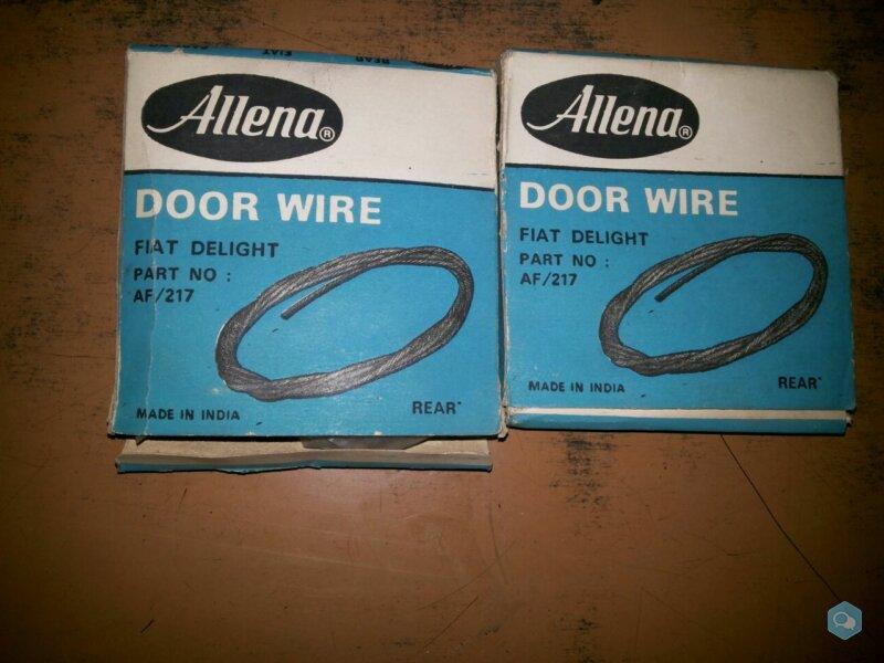 Door Wire Rear/Front 1
