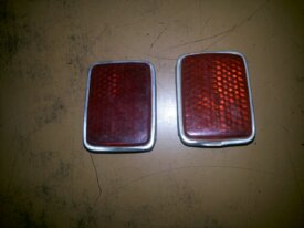 Rear Tail Light Radium