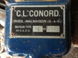 Motor C L CONORD F2