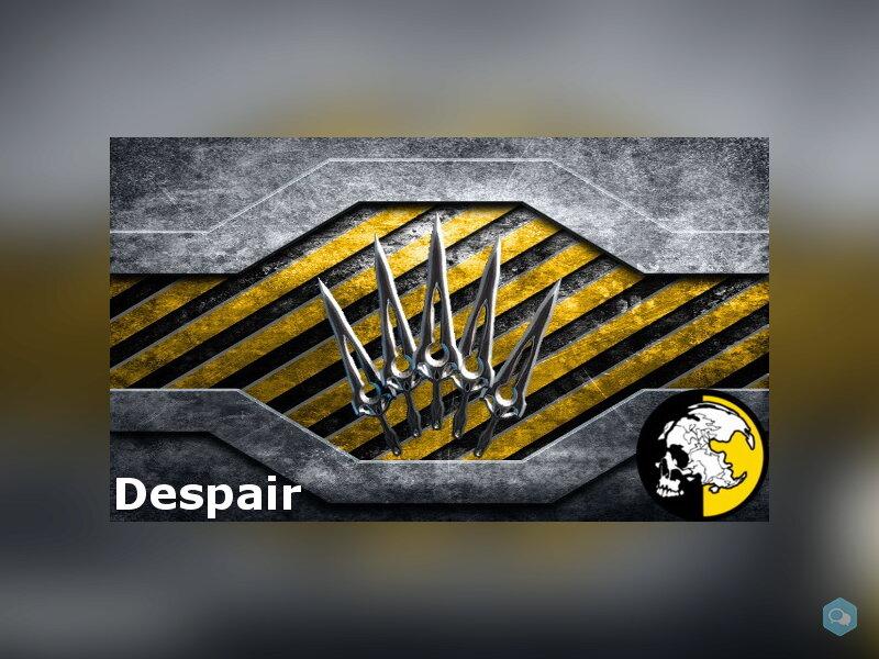 Despair (Throwing Kunais) 1