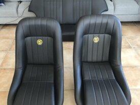 Kit sièges Speedwell + banquette arrière assortie