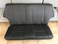 Kit sièges Speedwell + banquette arrière assortie 3